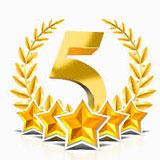 5 Stars for WORCS Racing