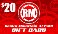Rocky Mountain 20 Gift Card