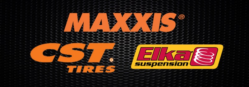 WORCS is Excited to have Maxxis and Elka back, as well as a newcomer to the series...CST Tires!