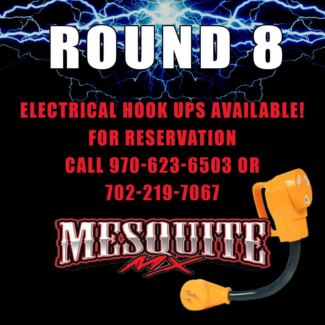 Hook up in mesquite