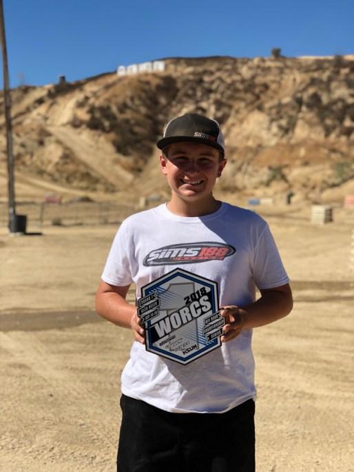 2018 Round 7 Casey Sims