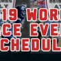 2019 WORCS MC ATV SXS EVENT RACE SCHEDULE
