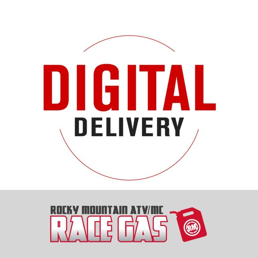 Rocky Mountain Race Gas Logo