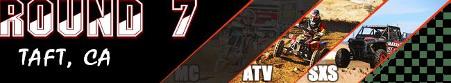 Event Page Round 7 Taft ATV SXS
