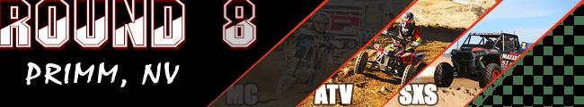 Event Page Round 8 Primm ATV SXS