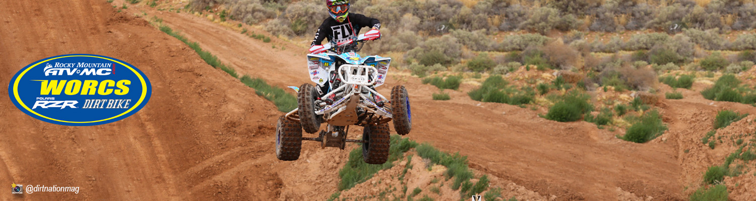 ATV - WORCS - Mesquite MX - World Off Road Championship Series