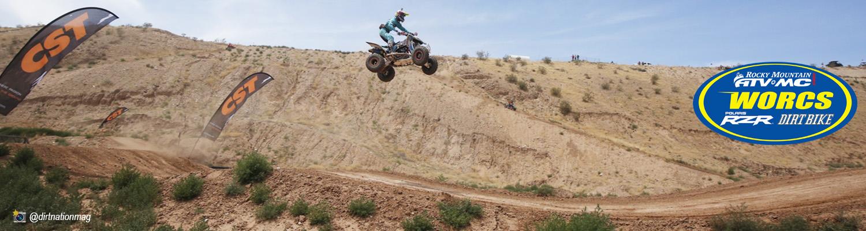 ATV - WORCS - Mesquite MX - World Off Road Championship Series