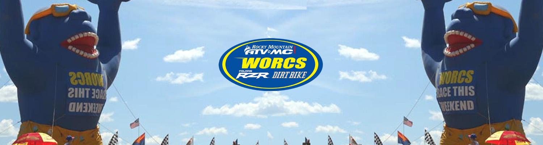ATV - SXS - Motocross - WORCS Gorilla- World Off Road Championship Series