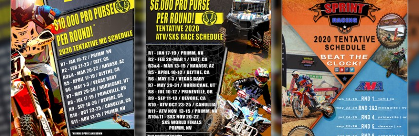 2020 WORCS TENTATIVE Schedule Header