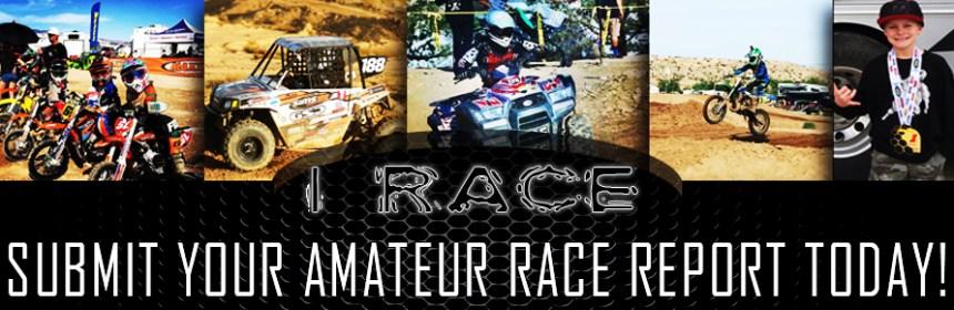 Submit Amateur Race Report