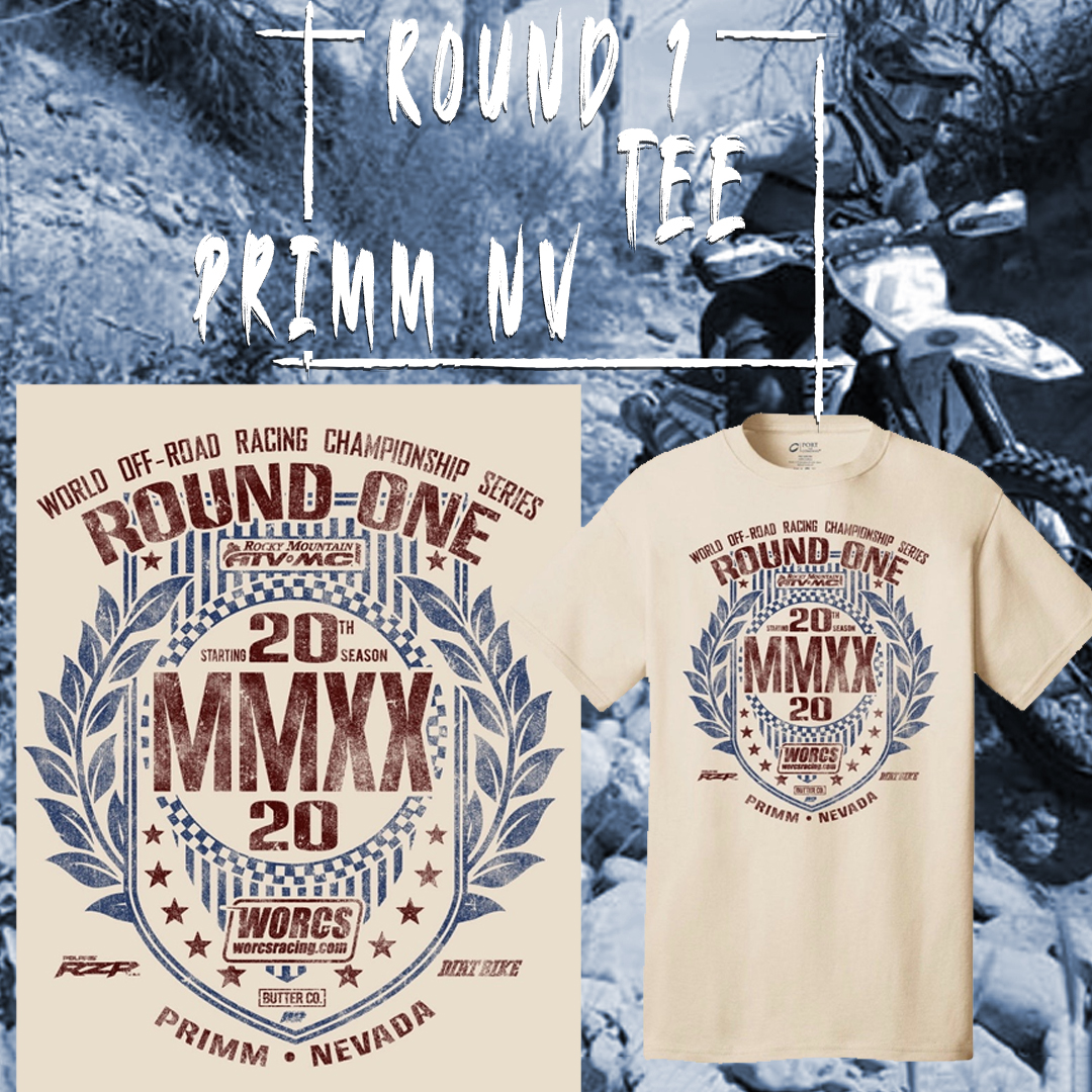 2020 Round 1 MC T-Shirt Web
