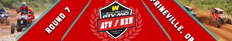 ATV SXS - ROUND 7 - PRINEVILLE OR