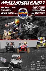 2021 Round 3 ATV SXS Havasu Flyer