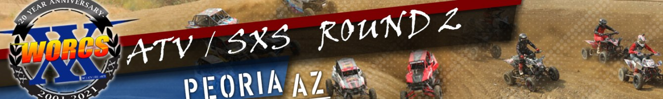 ATV SXS ROUND 2 PEORIA AZ