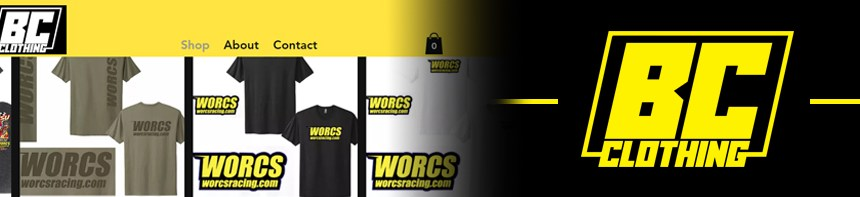 BC Clothing WORCS Official Licensed Apparel