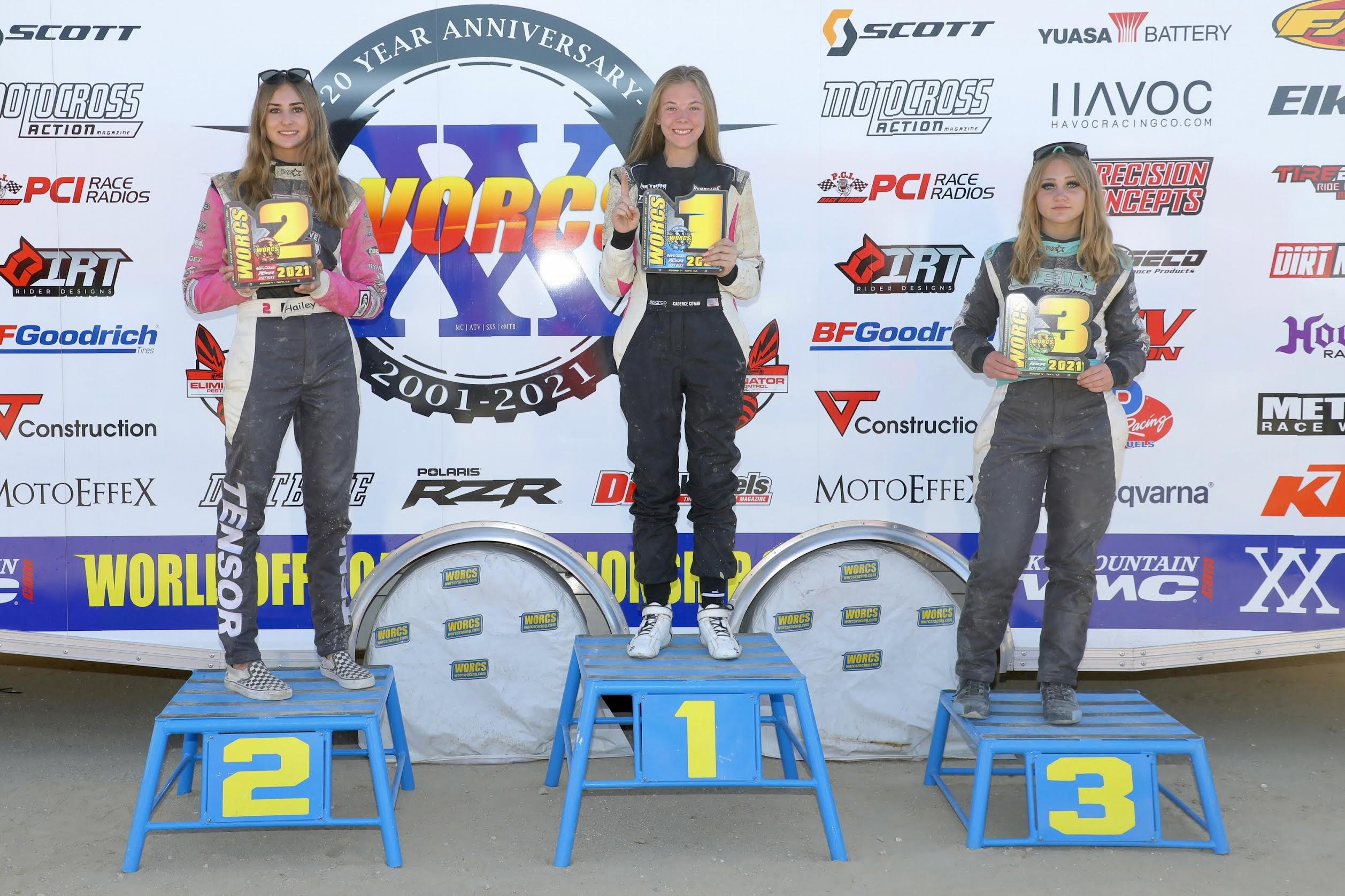 2021 Hailey Hein R4 Taft Amateur Race Report 3