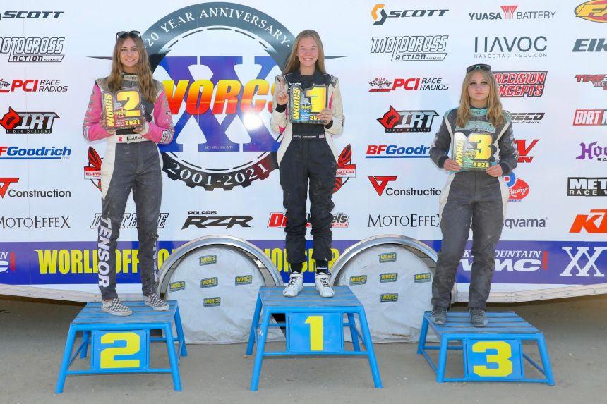 2021 Hailey Hein R4 Taft Amateur Race Report 3