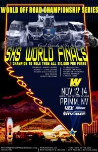 2021 Round 10 11 SXSWF Primm - Flyer