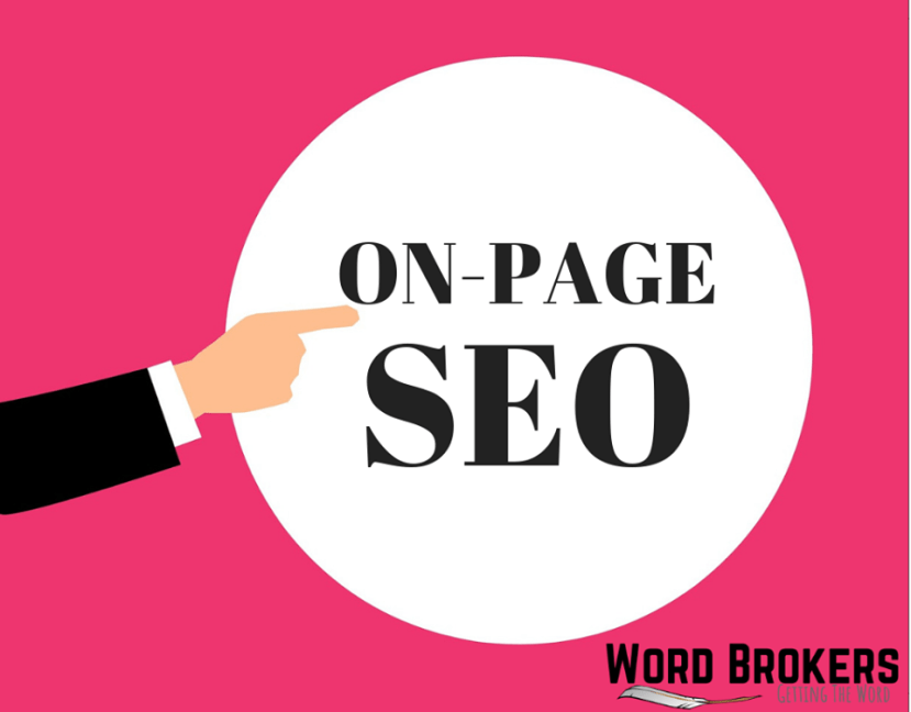 on page seo services featured image