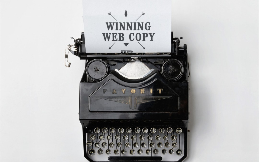 Web Copywriting – Freelance Writing Services
