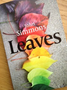 cover of Leaves by John Simmons