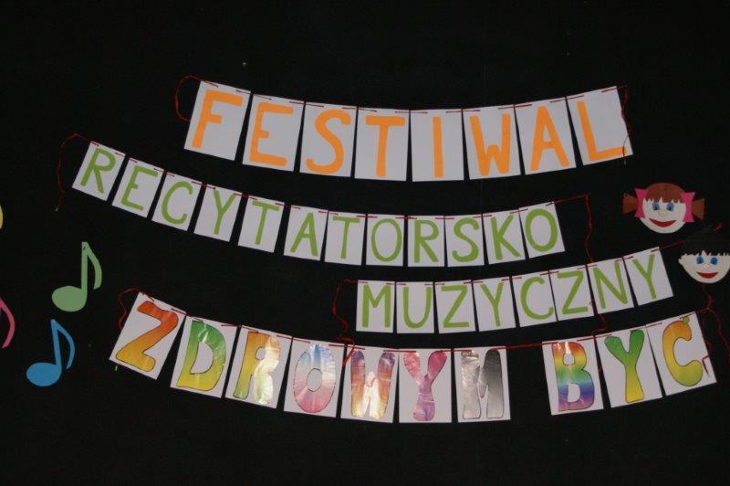 3 Wojewódzki Festiwal Zdrowym Być Wojewódzki Ośrodek