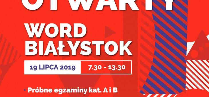Dzień Otwarty WORD w Białymstoku