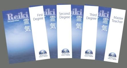 Reiki Booklets