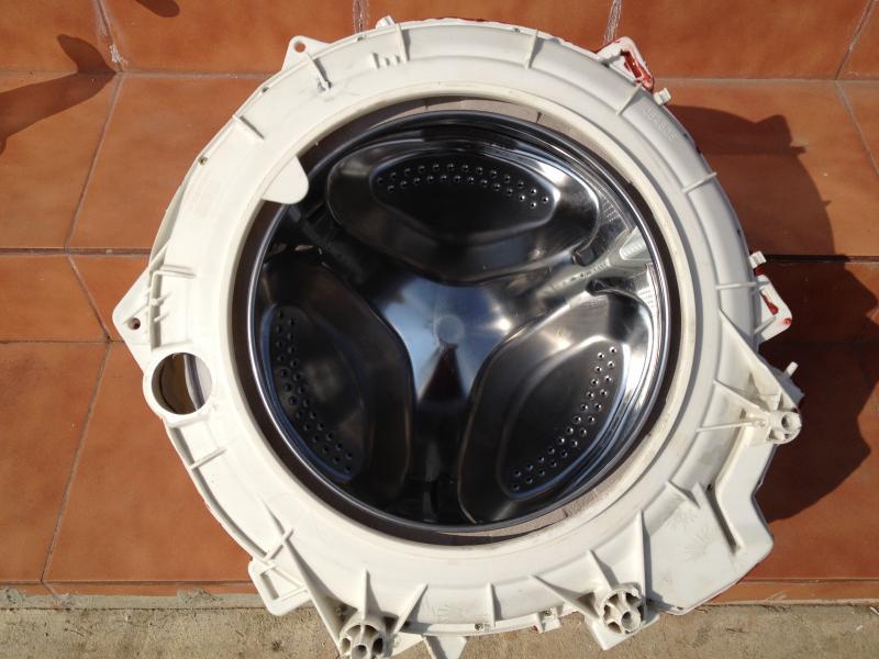 Reparatii cuve plastic masini de spalat