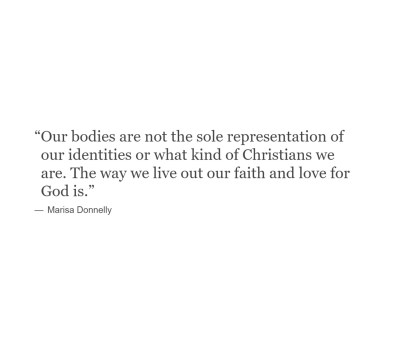 our bodies quote