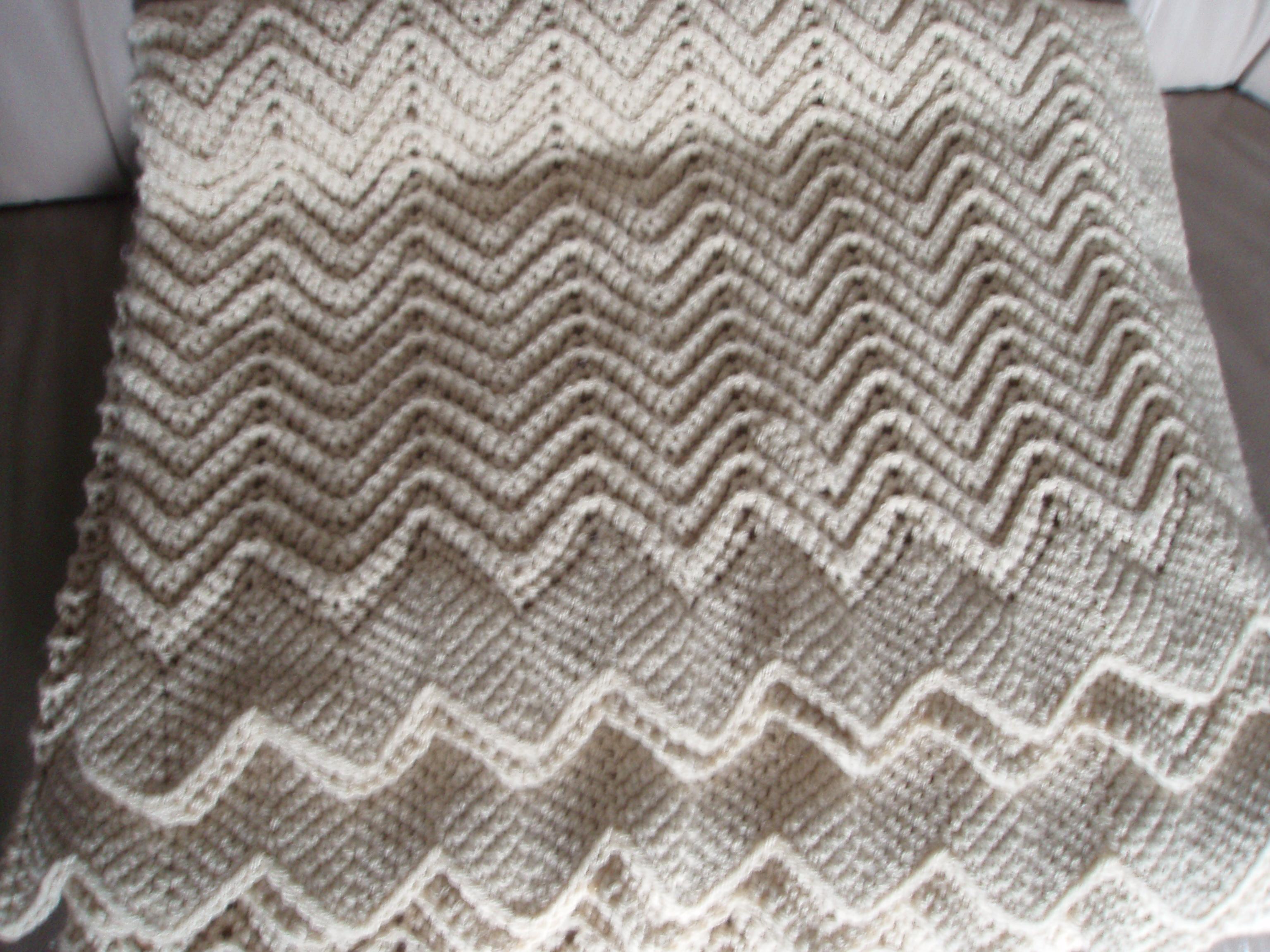 Peggy's blanket