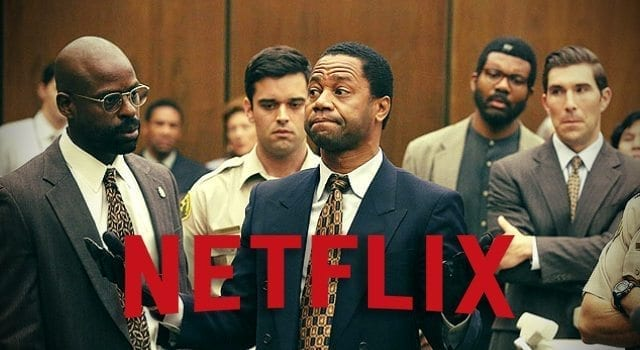 Lady With Netflix Account Acting Like The People v. O.J. Simpson Is a Brand New Show