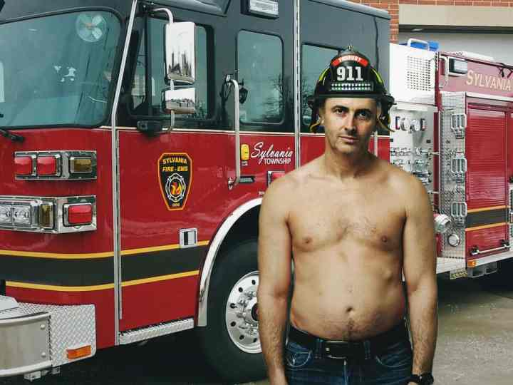 Firefighters Call For Body Positive Calendar