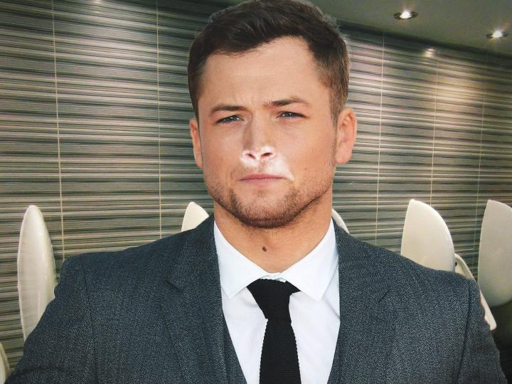 Blasting Off With Taron Egerton: Exclusive Interview