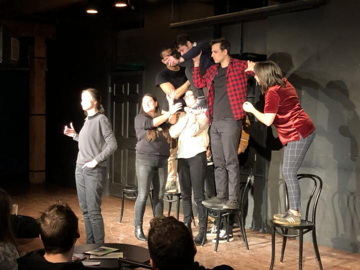 Chicago Comedy Review – Slice at iO Theater
