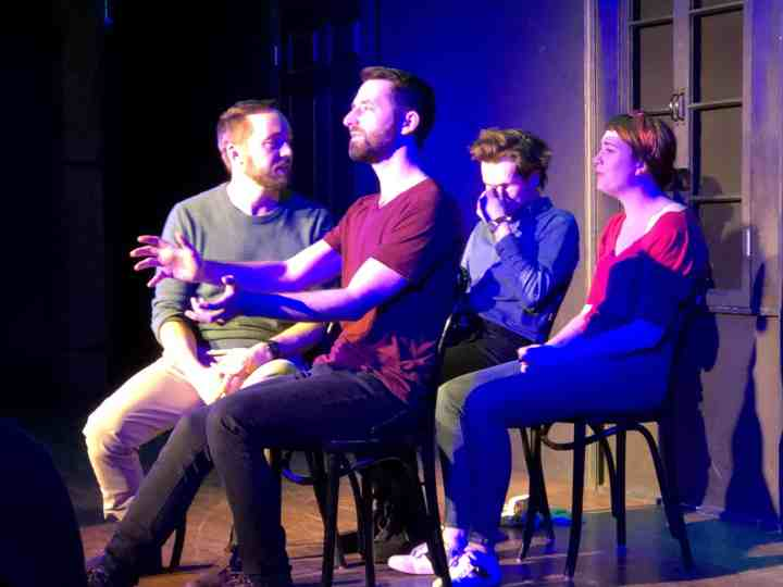 Chicago Comedy Review – Wet Bus at iO Theater