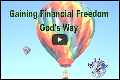 Finances - Detachment: Flying high in the Spirit - Gaining Financial Freedom