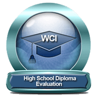 Foreign High School Diploma Evaluation Word Communication