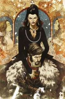Once Upon A Time: Shadow Of The Queen by Dan Thompson and Corrina Bechko