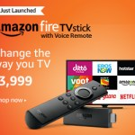 Amazon Fire Stick - Control Your Entertainment