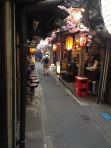 Back alleys of Tokyo2