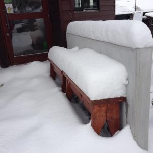 Snow benchmark - photo author's own
