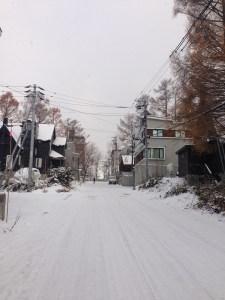 Streets of Hirafu