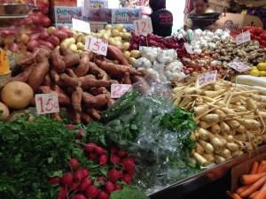 Vic Market produce
