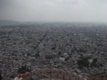 Tiger Fort overlooking Jaipur