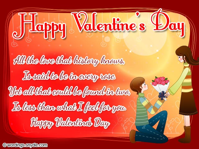 what to say on valentines day card – Romantic Valentines Card Messages