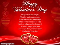 valentines card message ideas