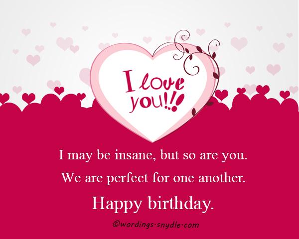 Beautiful Romantic Birthday Wishes My Boyfriend