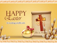 Easter greeting words merry christmas and happy new year 2018 easter greeting words m4hsunfo