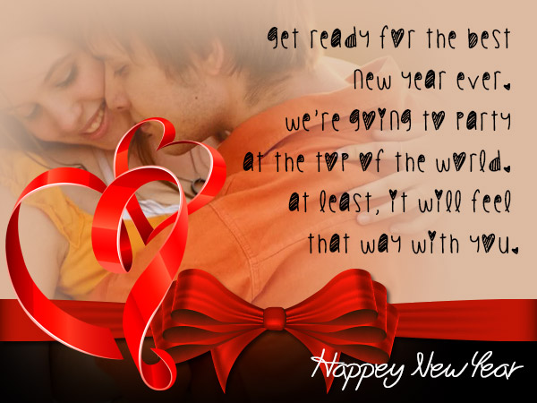Romantic New Year Messages   Wordings and Messages Romantic New Year Messages for Girlfriend